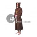 erwachsenen Mönch Kostüm Größe M / L