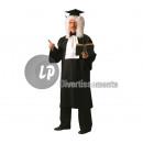 Mann Richter Kostüm Größe L / XL