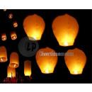 Großhandel Windlichter & Laternen: Heavenly Thai Lantern Weiß