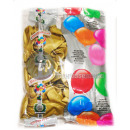Los 100  Latexballons 40cm METALLIZED Gold