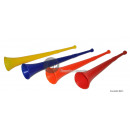 Großhandel Sonstige: Vuvuzela Horn Fan 48cm rot