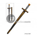 wholesale Microwave & Baking Oven: Roman sword with sheath 75cm