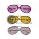 wholesale Glasses: glasses round  plastic metal mix gag