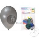 Set von 10 Metallic-Ballons