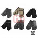 Großhandel Handschuhe: Herren Handschuhe Echtes Leder Gloves Gr. L-XXL