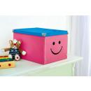 wholesale Organisers & Storage:Storage Toy Box with lid