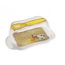 Butterdose mit Streichmesser