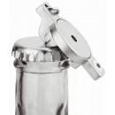 Großhandel Geschenkartikel & Papeterie: Chiphalter incl. Einkaufswagenchip und Flaschenöff