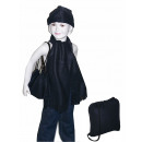 Fleece Winterset for children with a scarf, cap +