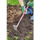 wholesale Garden Equipment: Garden rake 2in1  with telescopic handle