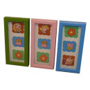 wholesale Pictures & Frames: Mural with wooden frame ideal for children