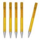 Kugelschreiber Kuli mit blauer Grossraummine