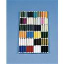 wholesale Haberdashery & Sewing: 96 pcs. Nähgarnset Nähsortiment yarn