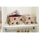 wholesale Shopping Bags: Set of 2 Ordnungsboxen Storage Bags Organiz