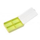 Pillendose Tablettenbox Pillenbox BIO
