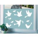 wholesale Garden Furniture: WENKO privacy screen birds motive 300 cm x 45 ...