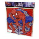 Spiderman mural wall decoration ideal for children
