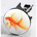 wholesale Bath Furniture & Accessories: Sink stopper plug Drain fish motif