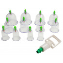 wholesale Drugstore & Beauty: Cupping Therapy Chinese Cupping Set for Facial/Bod