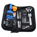 wholesale Garden & DIY store: Watchmaker's repair tool kit – tools 13 parts CASE
