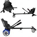 Hoverboard seat Hoverkart Adjustable kartseat for