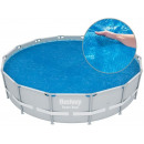 Solar cover for the Pool 457cm BESTWAY 58252 7650