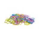 Bricks - straws - construction figures - 1000 pcs