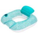 BESTWAY 43097 Swivel armchair flip cushion 102 x 9