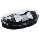 Swimming goggles with swimming accessories Nose cl