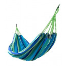 Garden Hammock with Wooden Spreader Bars Portable