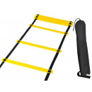 Coordination agility training ladder for exercis
