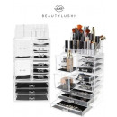 Acrylic Cosmetic Storage Organizer with 4 levels a