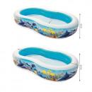 BESTWAY 54118 Family Pool 262x157x46cm 9869
