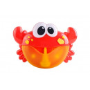 Crab for making bath tub foam with Melodies 9534