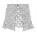 Mermaid tail blanket - gray KO11380