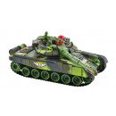 War Tank 9993 Colors 8233 Large Remote Controlled