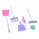 Playset cleaning trolley with hoover + accessories