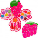 wholesale Drugstore & Beauty: TOY MAKEUP KIT • Sliding box in the shape of fruit