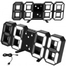 wholesale Clocks & Alarm Clocks: Clock Electronic Alarm Clock with Alarm LED Thermo