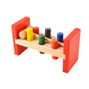Wooden Hammer Toy Wooden Pounding Bench Toy Childr