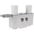 Toothpaste dispenser Brush holder x 5 9178