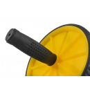 wholesale Sports and Fitness Equipment: Double Exercise Wheel With Mat