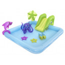 BESTWAY 53052 Pool Kids Pool Paddling Pool 239x206