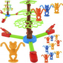 Frogs Jumping Family Game Tree Branch Climbing Fun
