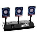 Electronic target - shooting range - 3 targets