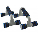 Plastick Push-Ups Bars Gym Fitness Sports #3478