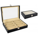 Watch case many compartments Watch cushions imitat