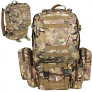 Military Tactical Combat Rucksack Backpack Outdoor