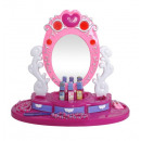 Dressing table 1 mirror set with accessories Table