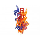 Family game of skill FALLING CHAIRS 6720